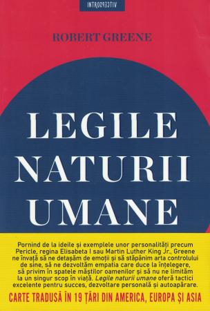 Legile naturii umane - Robert Greene [0]