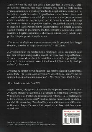 Marea evadare - Angus Deaton [1]