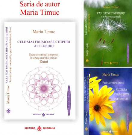 Maria Timuc - Pachet de autor (3 carti) [0]