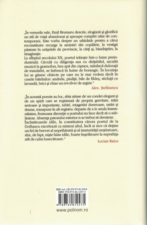 Opere I. Julien Ospitalierul - Emil Brumaru [1]