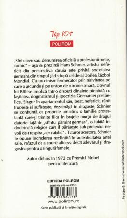 Opiniile unui clovn - Heinrich Boll [1]