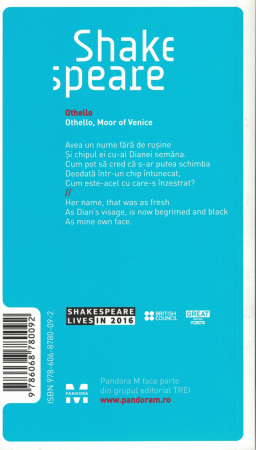 Othello. Colectia biligva -Shakespeare [1]