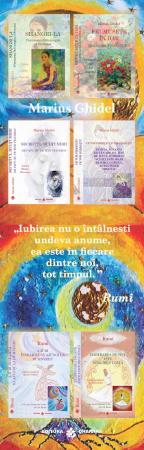 Pachet 2 carti - Rumi - Cele mai frumoase texte - Selectie si traducere Marius Ghidel - Marius Ghidel [5]