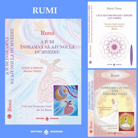 Pachet Rumi Maria Timuc Marius Ghidel