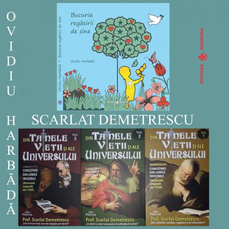 Pachet Ovidiu Harbada - Scarlat Demetrescu