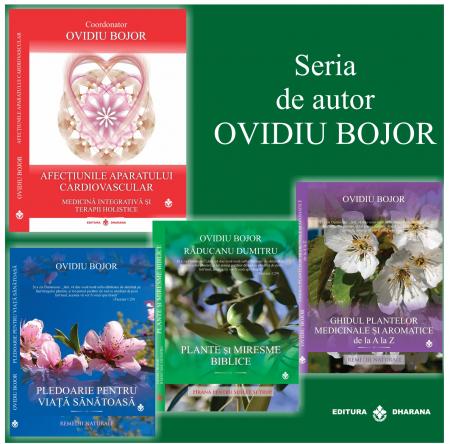 Pachet de autor (4 cărți): Ovidiu Bojor
