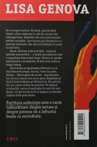 Partitura suferintei - Lisa Genova [1]
