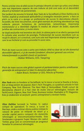 Pitch de mare succes - Alexander Taub, Ellen Dasilva [1]