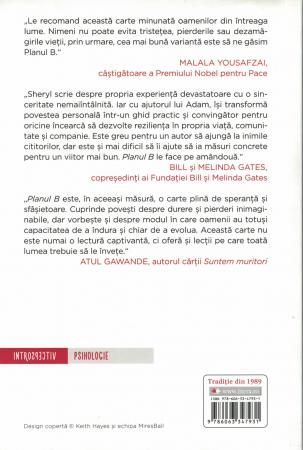 Planul B - Sheryl Sandberg - Adam Grant [1]