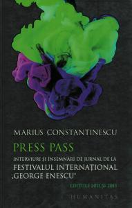 Press pass - Marius Constantinescu [0]