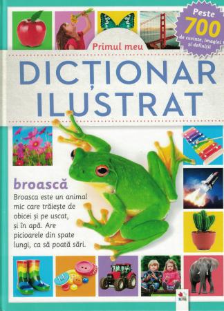 Primul meu dictionar Ilustrat [0]