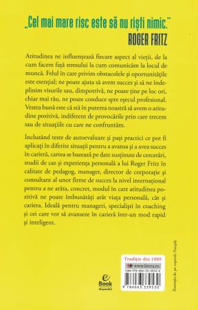 Puterea atitudinii pozitive - Roger Fritz [1]