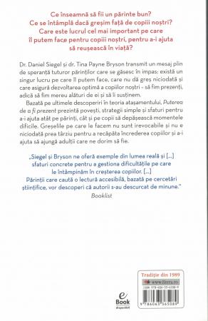 Puterea de a fi prezent. Cum influenteaza parintii viitorul copiilor - Daniel J. Siegel, Tina Payne Bryson [1]