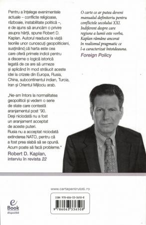 Razbunarea geografiei - Robert D. Kaplan [1]