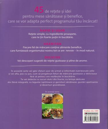 Retete gustoase si sanatoase pentru Aperitive, Gustari si Deserturi - Karen Ansel, Charity Ferreira [1]