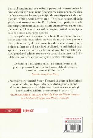 Santajul sentimental - Dr. Susan Forward, Donna Fraizer [1]