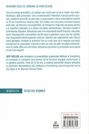 Schimba-ti atitudinea ca sa-ti schimbi viata - Jeff Keller [1]