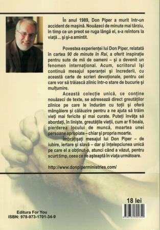 Slava de fiecare zi. 90 de texte ce aduc speranta si vindecare - Don Piper, Cecil Murphey [1]