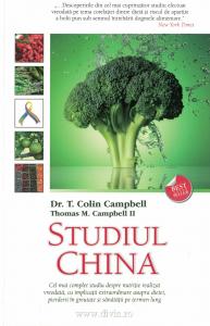 Studiul China - T. Colin Campbell, Thomas M. Campbell [0]