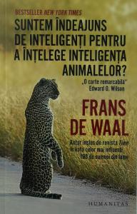 Suntem indeajuns de inteligenti pentru a intelege inteligenta animalelor ? - Frans de Waal [0]