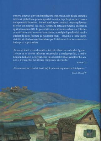 Talcul tuturor faptelor. Povestiri hasidice  - S.Y. Agnon [1]