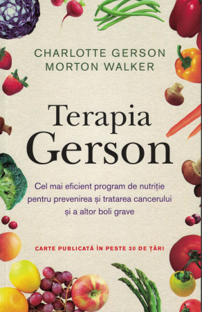 Terapia Gerson - Charlotte Gerson, Dr. Morton Walker [0]