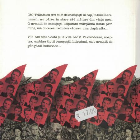 Trei sute de Ceausesti liliputani - Vladimir Tismaneanu, Ciprian Macesaru [1]