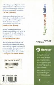 Viata acestui baiat. Memorii - Tobias Wolff [1]