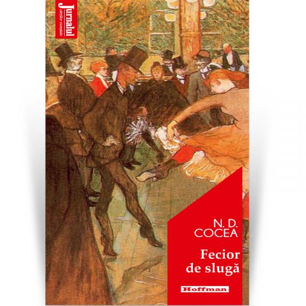 Fecior de sluga - N. D. Cocea 0