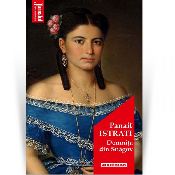 Domnita din Snagov - Panait Istrati, editia 2020 [0]