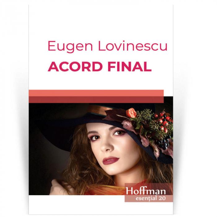 Acord final - Eugen Lovinescu 0