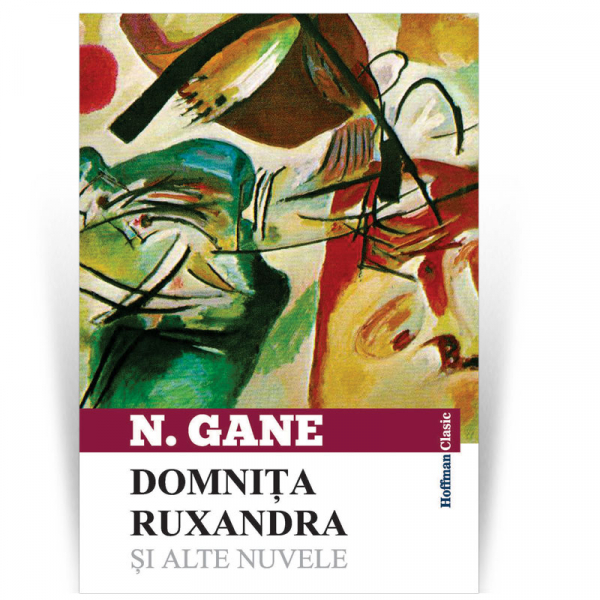 Domnita Ruxandra si alte nuvele - Nicolae Gane [0]