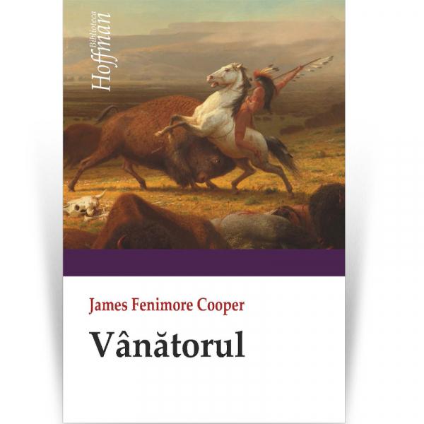 Vanatorul - James Fenimore Cooper 0