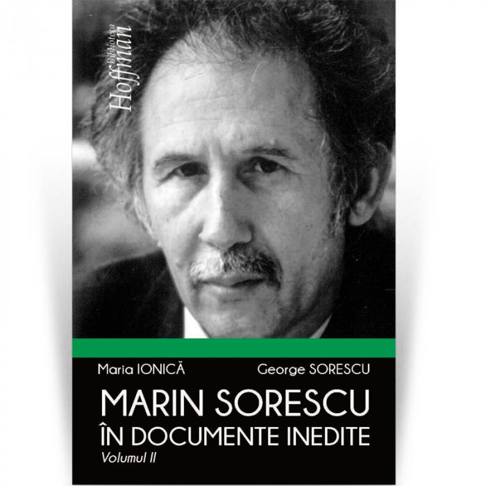 Marin Sorescu in documente inedite, Volumul II 0