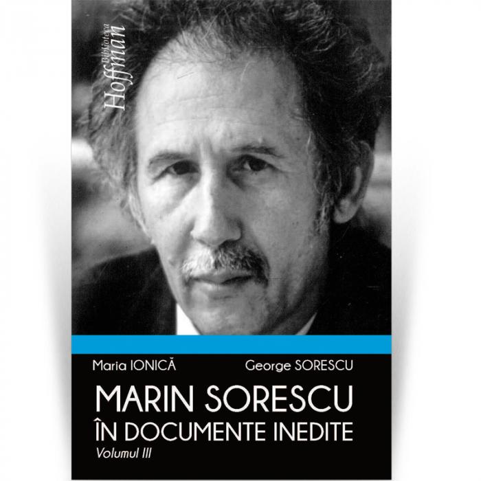 Marin Sorescu in documente inedite, Volumul III 0