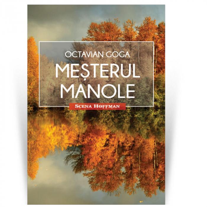 Mesterul Manole - Octavian Goga 0