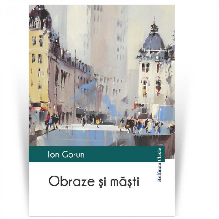 Obraze si masti - Ion Gorun [0]