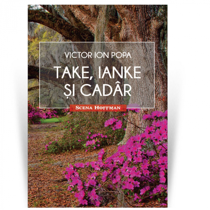 Take, Ianke si Cadar - Victor Ion Popa 0
