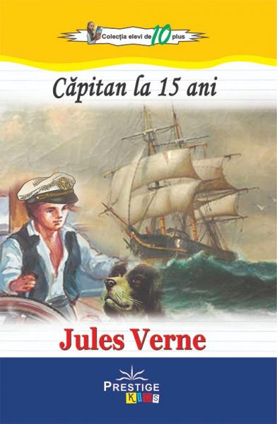 Capitan la 15 ani de Jules Verne 0