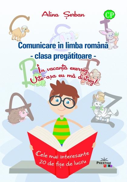 Comunicare in limba romana - clasa pregatitoare 0