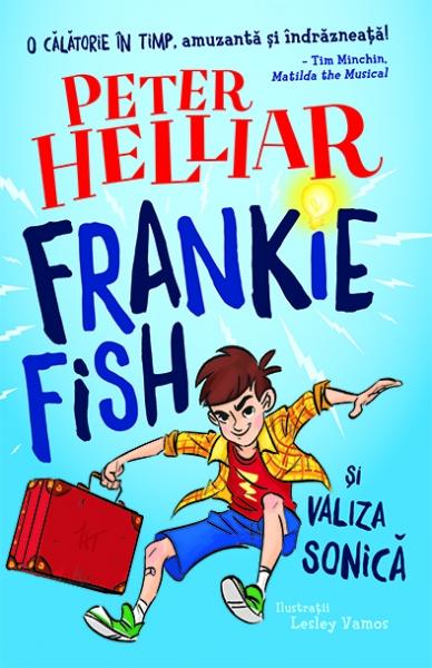 Frankie Fish si Valiza Sonica 0
