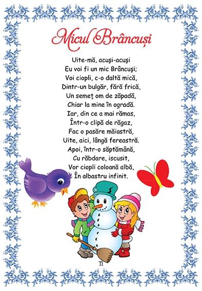 Poezii pentru cei mici 1