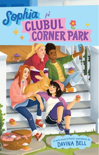 Sophia si Clubul Corner Park 0