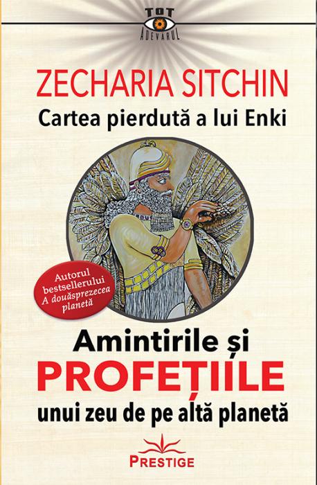 Cartea pierduta a lui Enki de Zecharia Sitchin [0]