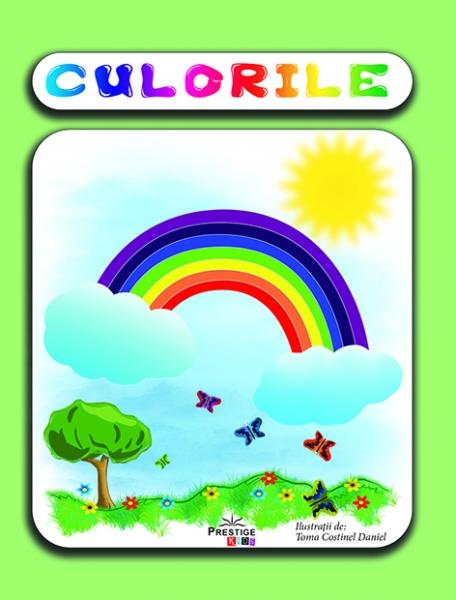 Culorile - cartonat 0