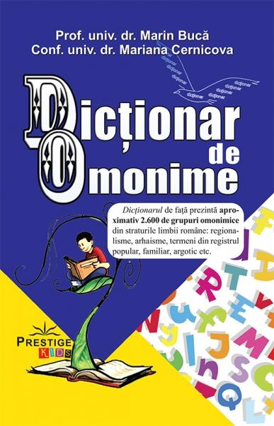 Dictionar de Omonime 0