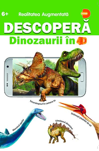 Descopera Dinozaurii in 4D 0
