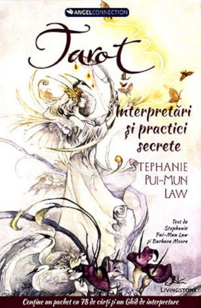 Tarot - Interpretari si practice secrete (cutie care contine ghid + 78 de carti) 0