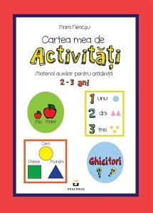 Cartea mea de activitati 2-3 ani0