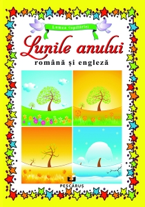 Lunile anului - in romana si engleza0